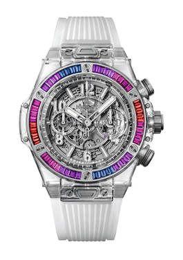 Hublot Big Bang UNICO Chronograph 45mm 411.JX.4803.RT.4098