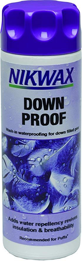 Nikwax Down Proof Waterproofing