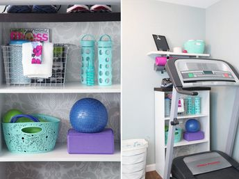19 Small-Space Home Gym Hacks You Need to Keep Those Resolutions Going