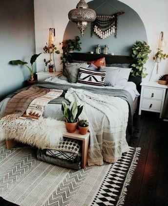 20+ woollen throw bedroom ideas 12