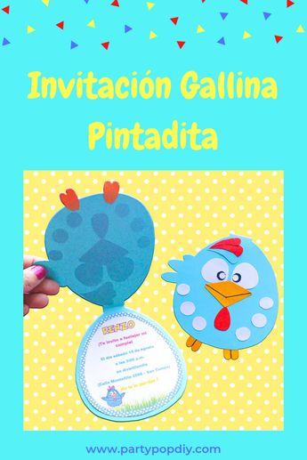 List Of Gallina Pintadita Fiesta Infantil Image Results Pikosy