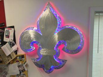 led art,led wall art,led sculpture,led sculptures,led light art,lrd ,leds