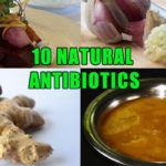 Over 10 Natural Antibiotics That Fight Infection, And Pharmaceutical Companies Do Not Want You To Know!