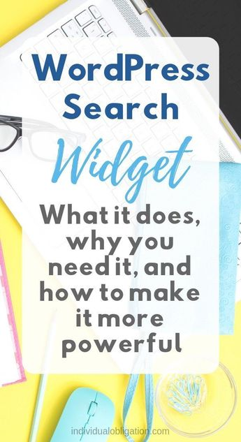 WordPress search widget- what it does, why you need it and how to make it more powerful. Learn how to add the WordPress search widget to your blog the easy with this WordPress tutorial. Plus how to make it more powerful with these 3 amazing WordPress plugins. These WordPress tips for bloggers will make your blog more searchable and work with any WordPress theme.   wordpress for beginners, wordpress 101, #wordpresstips #bloggingtips #blogging #blog