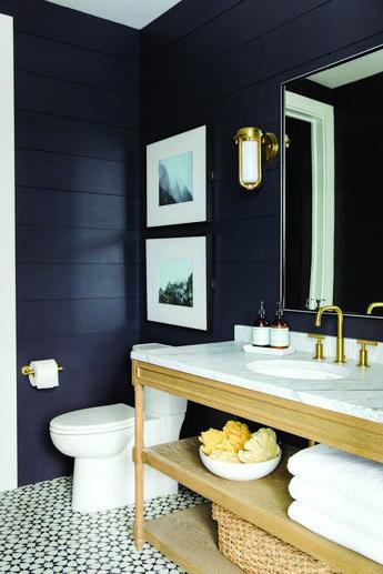 Recent natural shiplap bathroom made easy #Bathroomsshiplap