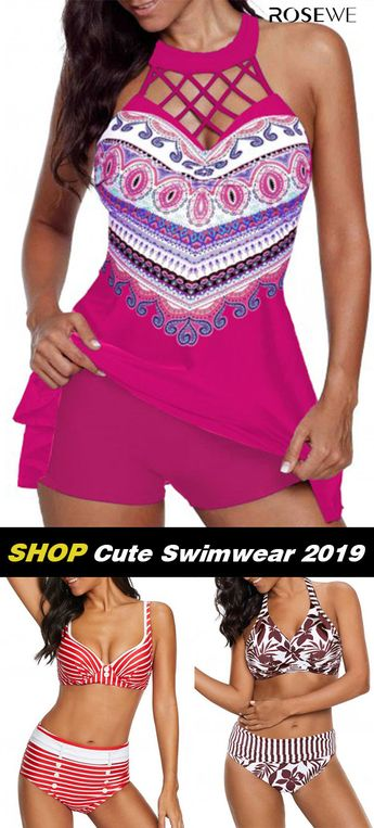 Warm weather is coming, wear a pretty swimsuit to enjoy beach life. Free shipping & 30 days easy return at Rosewe.com