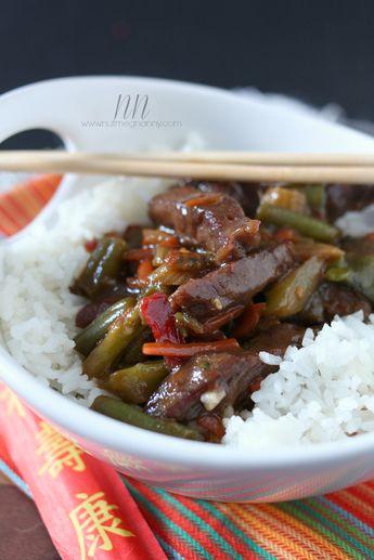 Easy Beef and Vegetable Stir-Fry