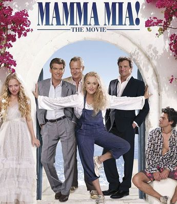 Here we go again! Join us Thursday night for the next movie in our #MusicalsAndMasterpieces outdoor movie series! . . . #MammaMia #FaneuilHall #Boston