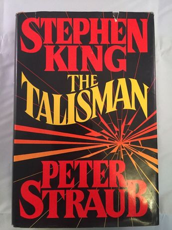 The Talisman by Stephen King and Peter Straub (1984) 1st Printing Hardcover Book