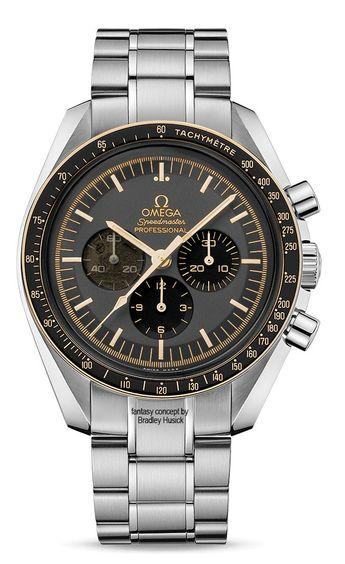 Aspettando Omega Speedmaster Apollo 11 50th Anniversary in Acciaio