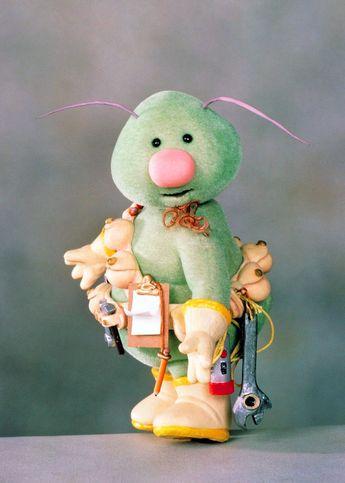 muppet Fraggle Rock-Doozer