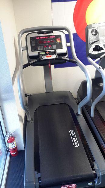 Star Trac ETR Treadmill $1,800 ** Colorado Used Gym Equipment 970-691-5204 www.ColoradoUsedGymEquipment.com ColoradosUsedGymEquipment@gmail.com