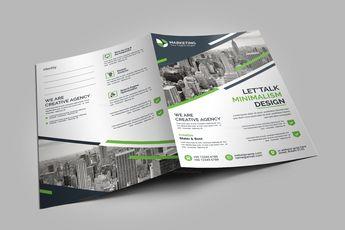 Modern Presentation Folder Templates 002885 6