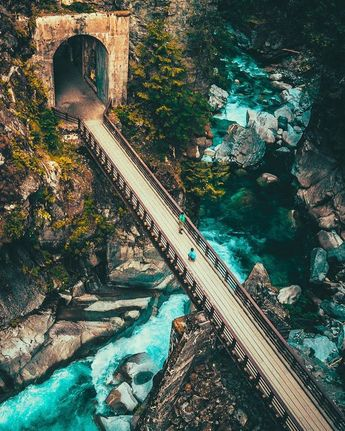This 3-km Trail Takes You To Cliffs, Caves And An Old Canyon In BC