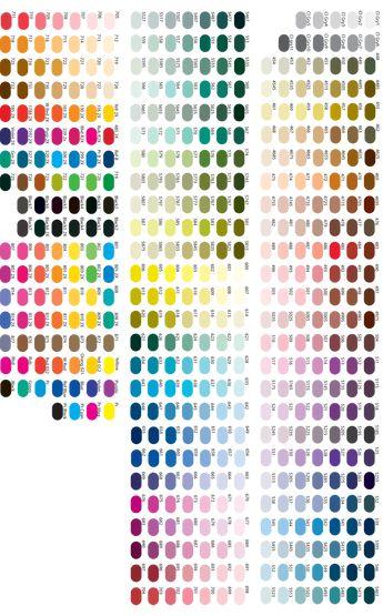 www.fraydesign.co.uk Fray_Pantone_Colour_Charts.html