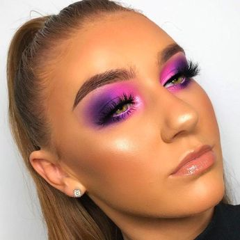 I'M BACK💞💜💞💜💞💜 Tutorial for this look is live on my YouTube ...