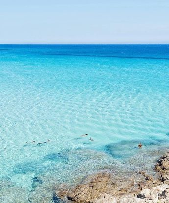 Spiaggia Sa Colonia, Sardegna, photo Mattia Perra