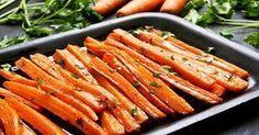 C'est fou comme c'est bon ! Découvrez les secrets de la meilleure recette de carottes miel & ail! - Ma Fourchette