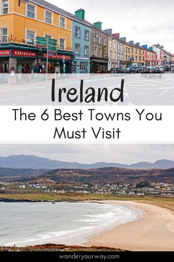 The 6 Best Towns in Ireland