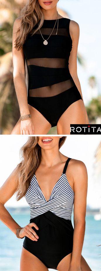 Brillez tout le temps de la plage depuis Rotita.Parfait avec des sandales et vous obtenez un look de la tête aux pieds qui fera tourner les têtes au soleil.