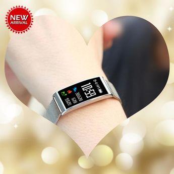 IP68 Waterproof Smart Fitness Bracelet GPS Tracker Pedometer Smart Watch Women Android reloj mujer relogio feminino clocks saati  #dresses #clocolor #romp #womens