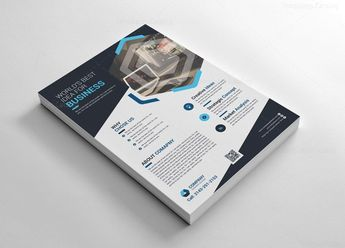 Stylish Flyers Design - Graphic Templates