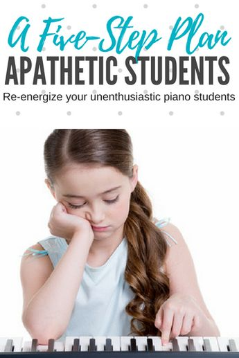 A 5-step plan for your piano kids who are not enthusiastic