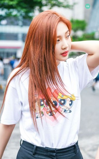 Powerpuff Girls T-Shirt   Joy - Red Velvet   K-Fashion at Fashionchingu