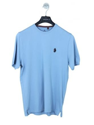 db98e3195 Luke 1977 Trouser Snake T.Shirt in Powder Blue - Northern Threads