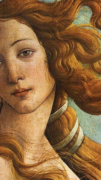 La nascita di Venere by Botticelli