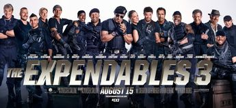 """Tales from the """"Q"""": Third Time's The...Yawn... """"The Expendables 3"""""""