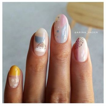 Most special stunning marble acrylic nails design for fall and winter 00015