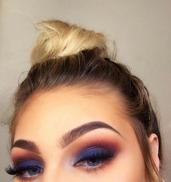 86 PERFECTLY EYE MAKEUP IDEAS FOR 2019 - Page 9 of 86