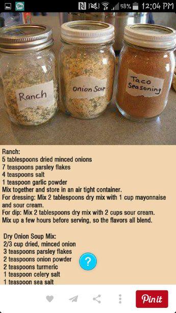 make your own seasoning