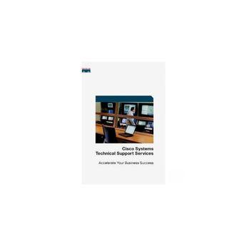 Cisco SMARTnet - 1 Year - Service - 24 x 7 x 2 - On-site - Maintenance - Parts & Labor - Physical Service
