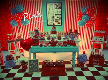 Coca-Cola Birthday Party Ideas | Photo 1 of 36 | Catch My Party