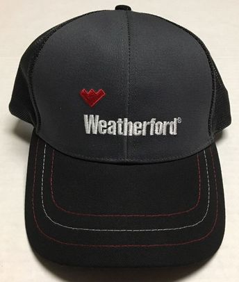 a752e13418e Weatherford Hat Oil Gas Oilfield Baseball Cap Texas Drilling Petroleum  Energy TX