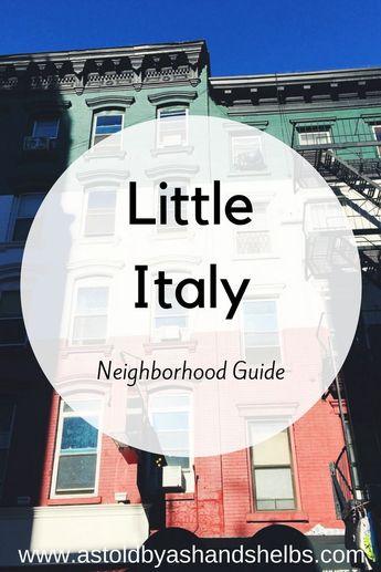 NYC Neighborhood Guide