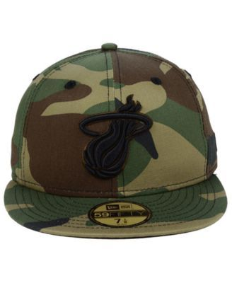 finest selection 928dc 4014f ... denmark new era miami heat fall prism pack 59fifty fitted cap green 7  7516f 58166