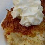 Weight Watchers 2-Ingredient Pineapple Angel Food Cake