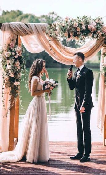 Best Vintage Wedding Outdoor Flower 58 Ideas #wedding #vintagewedding