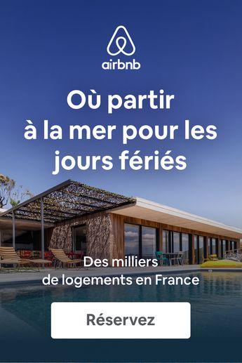 Trouvez votre villa sur Airbnb