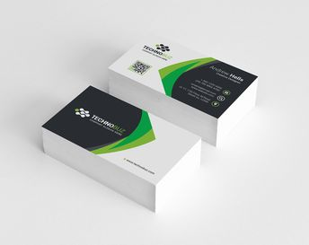 Modern Premium Business Card Template - Graphic Templates