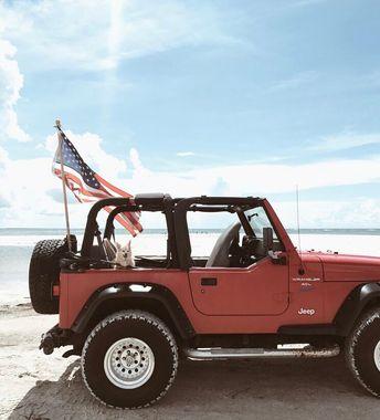 VSCO - #summervibing #jeep #vsco   summavibing