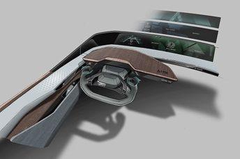 Audi AI:me (2019): Ein A2 für die Zukunft