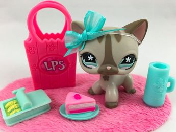 Lps Shorthair Cat Number 792 The Best Cat 2018