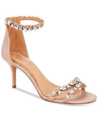 7bd7961ba08 product Caroline Embellished Ankle-Strap Evening Sandals