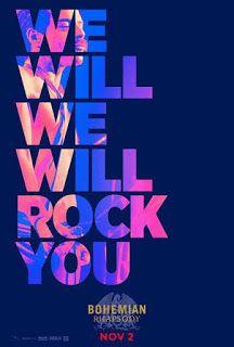 Bohemian Rhapsody — We will rock you en Wembley!