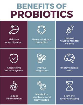 What Are The Health Benefits Of Probiotics