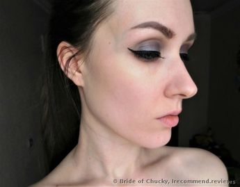 NYX #NOFILTER BLURRING PRIMER review: 'Will you finally follow me? My way to #nofilter photos with NYX Professional Makeup.'